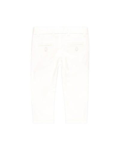 BOBOLI Stretch satin trousers for bab - 719029