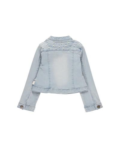 BOBOLI Denim jacket stretch for girl - 729503