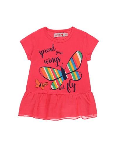 BOBOLI Knit dress for baby girl - 239082