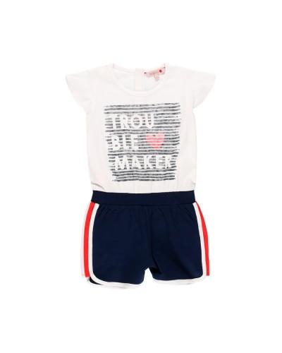BOBOLI Knit jumpsuit for girl - 459132
