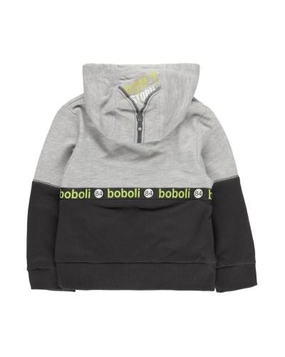 BOBOLI Fleece jacket for baby boy - 329138