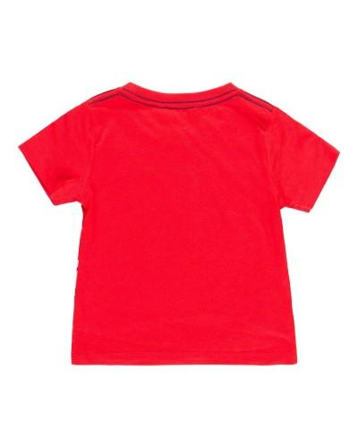 BOBOLI Knit t-Shirt for baby boy - 309068